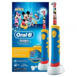 Oral-B 950TX Stages Power - Spazzolino Elettrico per Bambini
