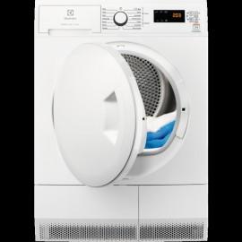 Electrolux EDH3684POW - Asciugatrice SimpliCare a Pompa di Calore, 8 kg, A+