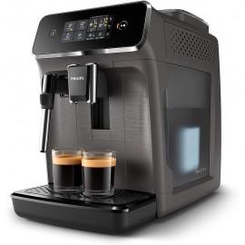 Philips EP2224/10 - Macchina da Caffè Automatica, 1500W, 15 bar, 3 Intensità, Filtro AcquaClean
