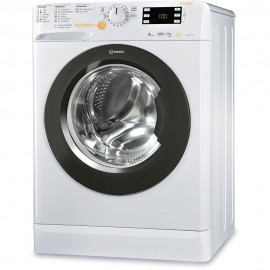 Indesit XWDE 961480X WKKK IT - Lavasciuga Innex, Push & Wash, 9+6 Kg, 1400 Giri, A