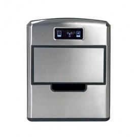 Rgv Mojito Ice - Fabbricatore di Ghiaccio Digitale, 3 Dimensioni di Cubetti, 150W