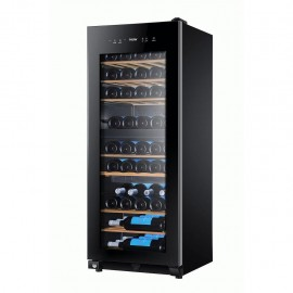 Haier WS53GDA - Cantina Vino, 53 Bottiglie, Nero, A