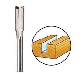 Dremel 652 - Fresa da legno 4,8 mm, da usare con l'attrezzatura 335