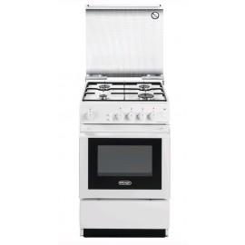De Longhi SGGW554N ED - Cucina 50x50, Piano Cottura a Gas, Forno a Gas