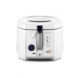 De Longhi F28311 Rotofry - Friggitrice Rotante, 1800 W, 150°-190° C, Easy Clean System