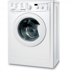 Indesit IWUD 41051 C ECO EU - Lavatrice Slim a Carica Frontale, 33 cm, 4 Kg, 1000 Giri, A+
