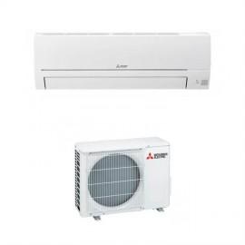 Mitsubishi MSZ-HR25VF - Kit climatizzatore, MSZ HR25VF + MUZ HR25VF, Gas R32, 9000 Btu, A++/A+