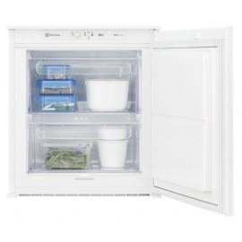 Electrolux CI8001 - Congelatore Verticale da Incasso, FastFreeze, Bianco, 60 cm, 47 litri, A+