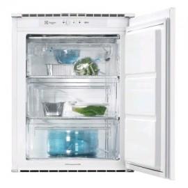 Electrolux CI1001 - Congelatore Verticale da Incasso, FastFreeze, Bianco, 68.7 cm, 70 litri, A+