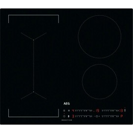 Aeg IKB64443IB - Piano cottura Induzione, 4 fuochi, Bridge