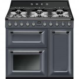 Smeg TR93GR cucina Piano cottura Gas Grigio A