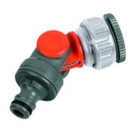 """Gardena Presa rubinetto snodata 33,3 mm (G 1"""") / 26,5 mm (G 3/4"""")/ 21mm (G 1/2"""") - Modello 2998-20"""