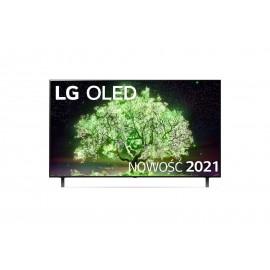 """LG OLED55A13LA TV 139,7 cm (55"""") 4K Ultra HD Smart TV Wi-Fi Nero, Grigio"""