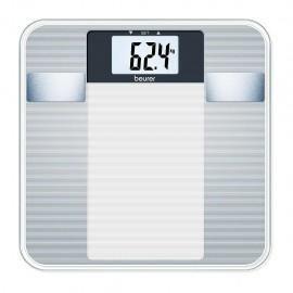 Beurer BG 13 - Bilancia Pesapersone Diagnostica in Vetro, Portata 150 kg