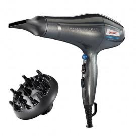 Imetec P3 3200 Salon Expert - Asciugacapelli Professionale, 2200 W, Tecnologia a Ioni