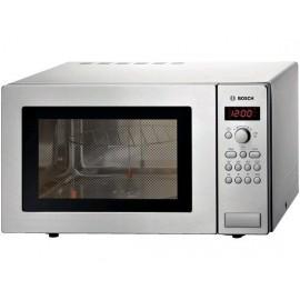 Bosch HMT84G451 - Forno a Microonde con Grill, 25 Litri, 900 Watt, Inox