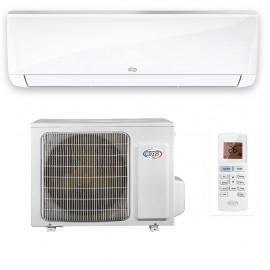 Argo Ecolight 12 WiFi - Kit Clima, Inverter, Monosplit, 12000 btu, R32, Wi-Fi, A++/A+