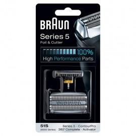 Braun 51S - Testina di Ricambio Compatibile con Series 5