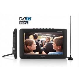 """Telesystem TS09 - TV 9"""" LCD, Portatile, DVB-T2"""