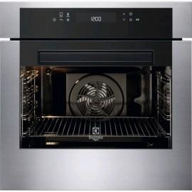 Electrolux FQ203IXEV - Forno da Incasso SorroundCook, Pizza, Inox, 60 cm, A+