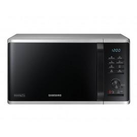 Samsung MG23K3515AS - Forno a Microonde con Grill, 23 Litri, 800 Watt