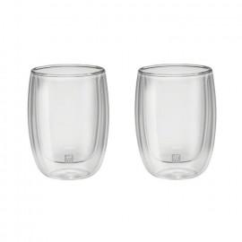 Zwilling 39500-076 - Bicchiere Vetro 200ml, 2 Pezzi