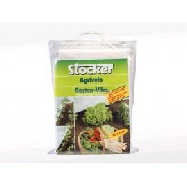 Stocker 4515 - Tessuto non tessuto invernale bianco 1,6x10m - 30gr/m²