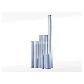Stocker 4562 - Tessuto non tessuto tubolare bianco 0,8x100m - 19gr/m²