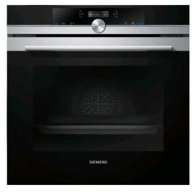 Siemens HB634GBS1 - Forno da Incasso, EcoClean, 71 Litri, A+