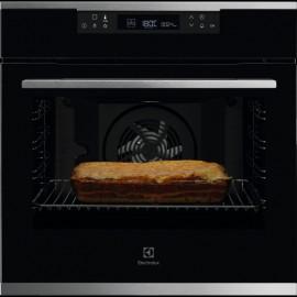 Electrolux KOFCP20X - Forno da Incasso SurroundCook Pirolitico, Pizza, 60 cm, A+