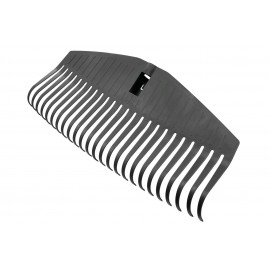Fiskars 135014 Solid - Scopa Larga per Foglie L