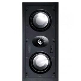 Canton InWall 845 LCR (Pezzo) - Diffusore ad Incasso, 50W,  Bianco