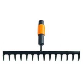 Fiskars 1000653 QuikFit - Rastrello 14 Denti