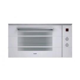 Foster 7107 142 - Forno Multifunzione da Incasso FL, Bianco, 91 litri, 90-48 cm, A