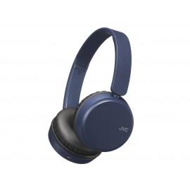 JVC HA-S35BT-A Cuffia Padiglione auricolare Blu