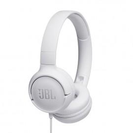 JBL Tune 500 Cuffia Padiglione auricolare Bianco