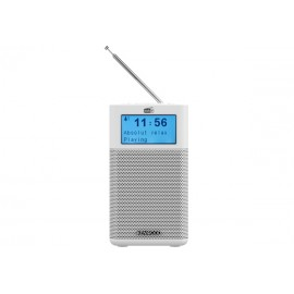 Kenwood CR-M10DAB-W radio Portatile Analogico e digitale Bianco