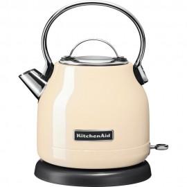 KitchenAid 5KEK1222EAC - Bollitore Elettrico, 1500 W, 1,25 Lt., Indicatore LED, Filtro Anticalcare,