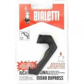 Bialetti - Manico Caffettiera Moka Express, 6 Tazze