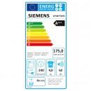 Siemens WT48Y7W9II - Asciugatrice a Pompa di Calore, 9 Kg, A+++ -10%