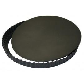 Eva 040942 Easyclean - Stampo Crostata/Quiche, 32 CM