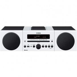 Yamaha MICRO B043WH - Sistema Micro HI-FI, C/CD, Bluetooth, Radio, Bianco