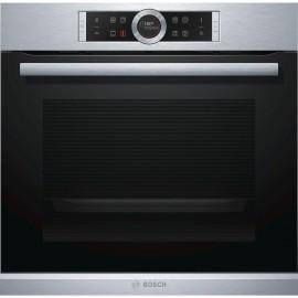 Bosch HBG635BS1- Forno da Incasso, Ecoclean, 71 Litri, Inox, A+