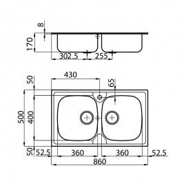 Aeg L6TBG621 - Lavatrice a Carica Superiore, 6 kg, A+++