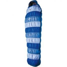 Camp Stretch Down 400 blu - Saccoletto