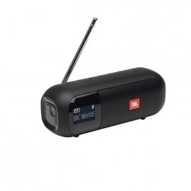 JBL Tuner 2 radio Portatile Analogico e digitale Nero
