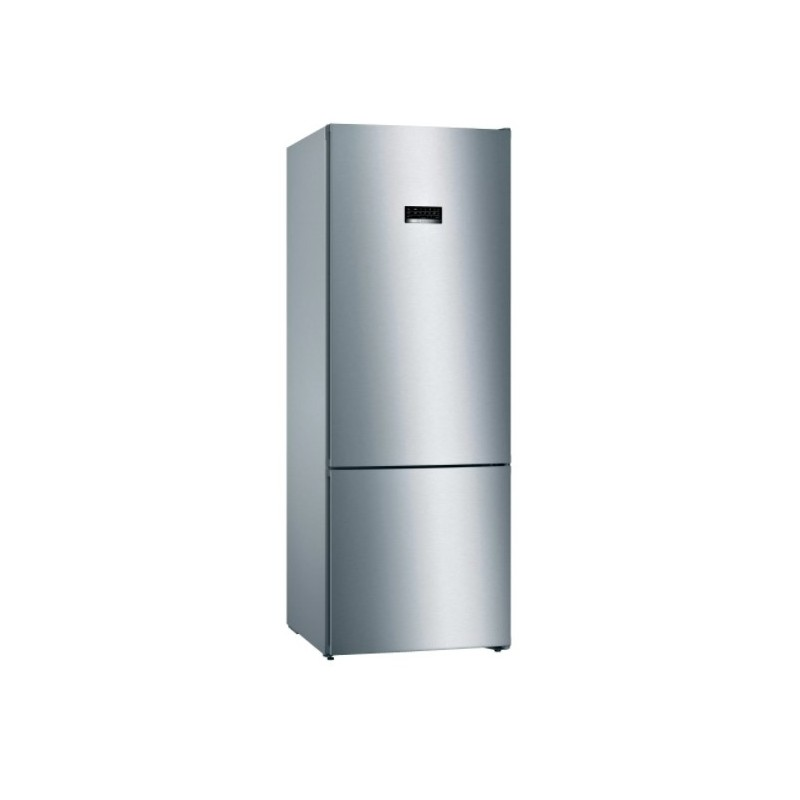 Bosch KGN56XLEA - Frigorifero Combinato Total NoFrost, Serie 4, 508 Litri, Classe E (A++), 193 x 70 x 80 cm