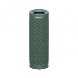 Sony SRS XB23 - Speaker bluetooth waterproof, cassa portatile con autonomia fino a 12 ore (Verde)