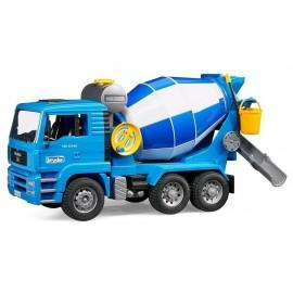 Bruder 02744 - Camion Betoniera MAN TGA