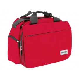 Inglesina - Borsa My Baby Bag, Rossa